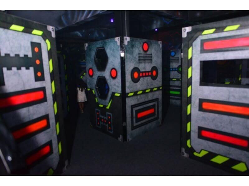 Lazer Game